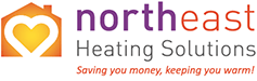 North East Heating Logo